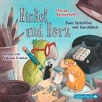 Zwei Detektive mit Durchblick / Nickel und Horn Bd.1 (2 Audio-CDs)