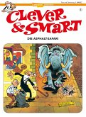Die Asphalt Safari / Clever & Smart Bd.3