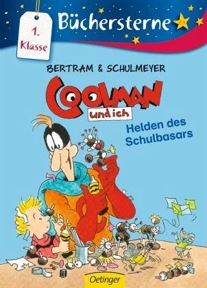 Buch-Reihe Coolman und ich Büchersterne von Rüdiger Bertram