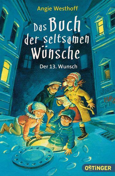Buch-Reihe Das Buch der seltsamen Wünsche