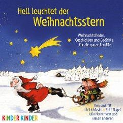 Hell leuchtet der Weihnachtsstern, 1 Audio-CD - Maske, Ulrich
