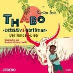Der Rinder-Dieb / Thabo - Detektiv & Gentleman Bd.3 (4 Audio-CD)