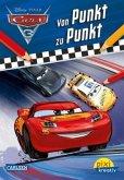 Disney Cars 3 - Von Punkt zu Punkt / Pixi kreativ Bd.111