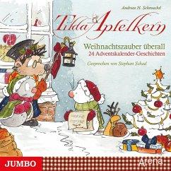 Tilda Apfelkern - Weihnachtszauber überall, 1 Audio-CD - Schmachtl, Andreas H.