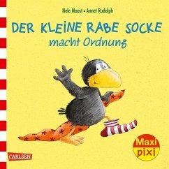 Der kleine Rabe Socke macht Ordnung - Moost, Nele