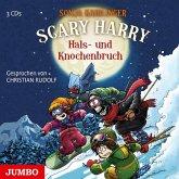 Hals- und Knochenbruch / Scary Harry Bd.6 (3 Audio-CDs)