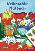Weihnachts-Malbuch mit 24 Stickern / Pixi kreativ Bd.91