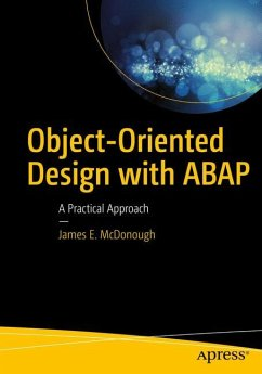 Object-Oriented Design with ABAP - McDonough, James Edward