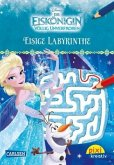 Disney: Die Eiskönigin - Völlig unverfroren / Eisige Labyrinthe / Pixi kreativ Bd.100