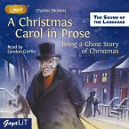 A Christmas Carol in Prose, MP3-CD