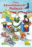 Mein Adventskalender-Malbuch / Pixi kreativ Bd.90