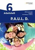 P.A.U.L. D (PAUL) 7. Arbeitsheft. Differenzierende Ausgabe. Luxemburg