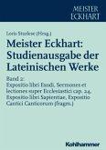 Meister Eckhart: Studienausgabe der Lateinischen Werke