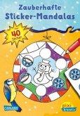Zauberhafte Sticker-Mandalas / Pixi kreativ Bd.92