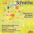 Concerti Grossi 1 & 2