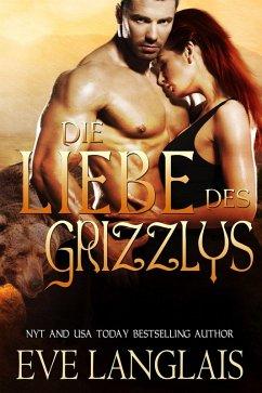 Die Liebe des Grizzlys (Kodiak Point, #5) (eBook, ePUB) - Langlais, Eve