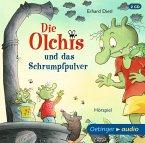 Die Olchis und das Schrumpfpulver / Die Olchis-Kinderroman Bd.11 (2 Audio-CDs)