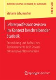 Lehrerprofessionswissen im Kontext beschreibender Statistik