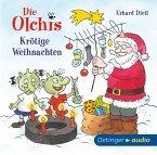 Die Olchis. Krötige Weihnachten, 1 Audio-CD