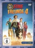 Fünf Freunde 4. Tl.4, 1 DVD