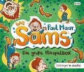Das Sams. Die große Hörspielbox, 6 Audio-CD
