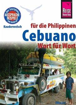 Reise Know-How Sprachführer Cebuano (Visaya) für die Philippinen - Wort für Wort - Heinrich, Volker; Arnado, Janet M.