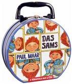 Das Sams - Mein Hörbuch-Koffer, 4 Audio-CDs
