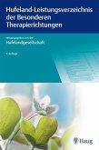 Hufeland-Leistungsverzeichnis der Besonderen Therapierichtungen (eBook, PDF)