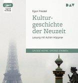 Kulturgeschichte der Neuzeit, 1 MP3-CD