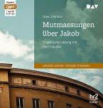 Mutmassungen über Jakob, 1 MP3-CD