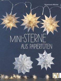 Mini-Sterne aus Papiertüten - Mächel, Rosemarie
