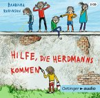 Hilfe, die Herdmanns kommen / Herdmanns Bd.1 (2 Audio-CDs)