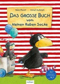 Das große Buch vom kleinen Raben Socke - Moost, Nele