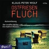 Ostfriesenfluch / Ann Kathrin Klaasen ermittelt Bd.12 (Audio-CD)