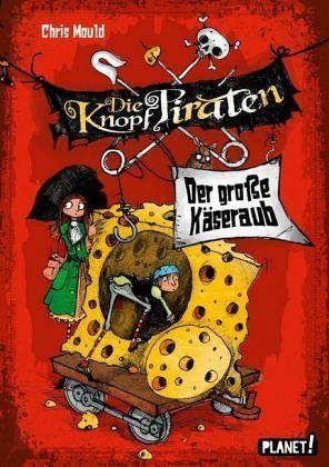 Buch-Reihe Die Knopf-Piraten