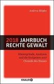 2018 Jahrbuch rechte Gewalt