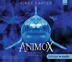 Die Stadt der Haie / Animox Bd.3 (4 Audio-CDs)
