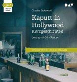 Kaputt in Hollywood. Kurzgeschichten, 1 MP3-CD