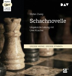 Schachnovelle, 1 MP3-CD