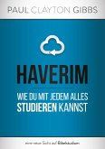Haverim (eBook, ePUB)