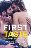 First Taste (eBook, ePUB)