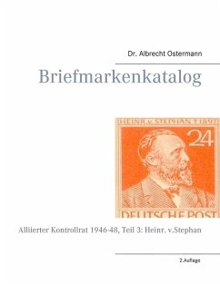 Briefmarkenkatalog (eBook, ePUB)