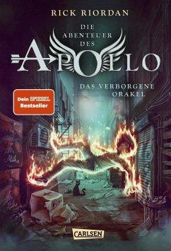 Das verborgene Orakel / Die Abenteuer des Apollo Bd.1 (eBook, ePUB) - Riordan, Rick
