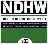 Ndhw - Neue Deutsche House Welle,Vol. 3