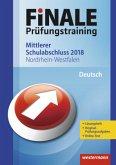 FiNALE Prüfungstraining 2018 Mittlerer Schulabschluss Nordrhein-Westfalen