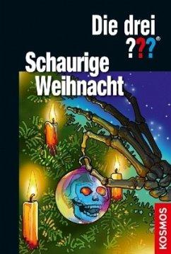 Die drei ??? Schaurige Weihnacht (drei Fragezeichen) - Minninger, André; Buchna, Hendrik