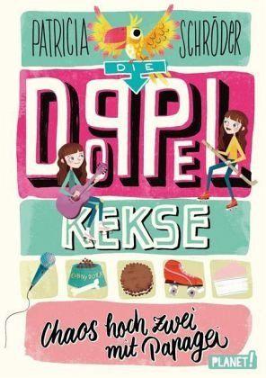 Buch-Reihe Die Doppel-Kekse