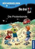 Die drei ??? Kids. Bücherhelden. Die Piratenbande (drei Fragezeichen)