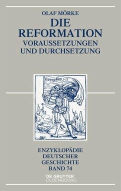 Die Reformation (eBook, ePUB) - Mörke, Olaf