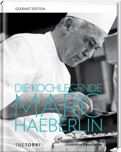 SZ Gourmet Edition: Die Kochlegende Marc Haeberlin - Haeberlin, Marc